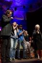 Reheasal voorafgaand aan het Gala van het Amsterdamse Lijflied