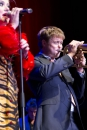 Mieke Stemerdink tijdens Gala van het Amsterdamse Lijflied