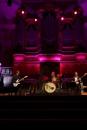 Ruud Douma aka Dolly Bellefleur tijdens Gala van het Amsterdamse Lijflied