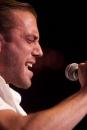 Matteo van der Grijn tijdens Gala van het Amsterdamse Lijflied