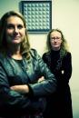 Caroline van der Linden en Menna Kruiswijk