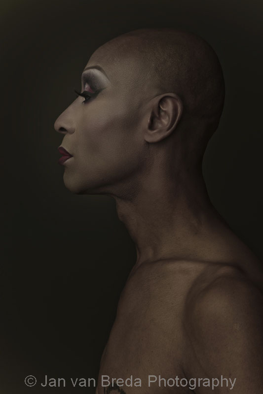Portret Orlando Lansdorf