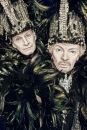 Portret Thom Rijpsma en Robert Anthony