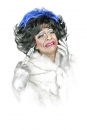 Portret Roel Alberts aka Hyacinth BotoX