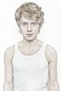 Portret Wouter Hamel