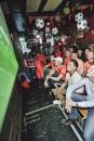 Voetbal kijken op de Dijk
