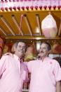 unisex homostel bij de suikerspinkraam