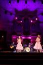 Sofie en Cato van Dijck tijdens Gala van het Amsterdamse Lijflied