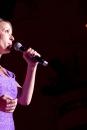 Annick Boer tijdens Gala van het Amsterdamse Lijflied