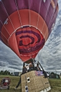 Ballonvaart Thijs en Renee Timmermans
