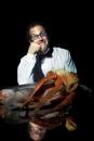 Portret Frank Heyn