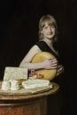 Portret kaasmeisje Marike van der Werff