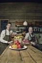 Portret Paul & Niek Hartering