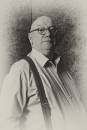 Portret Ger van der Valk