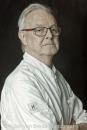 Portret Topkok John Halvemaan