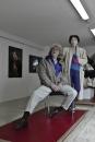 Portret Koert Stuyf en Ellen Edinoff