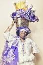 Danseres van de Kotodansgroep Kopro Beki Prodo