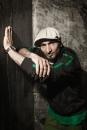 Portret Majid Ghadiri
