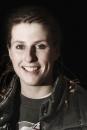 Portret hip hop danseres Naomi Vos-Geller