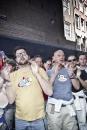 Demonstratie tegen geweld tegen homo's