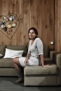 Portret Marsha Pinedo