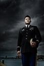 Portret Luitenant Dan Choi