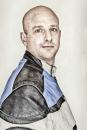 Portret Jeroen van den Berg