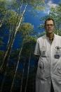 Portret internist en aids-deskundige Professor Kees Brinkman