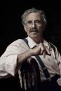 Portret Bert Sprenkeling