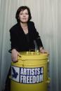 Portret ChristenUnie politica Tineke Huizinga