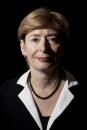 Portret minister Guusje ter Horst