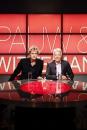 Portret Jeroen Pauw en Paul Witteman