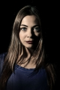 Portret actrice Georgina Verbaan