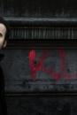 Portret van de amsterdamse acteur Joshua Rubin