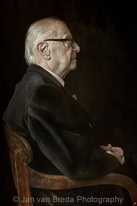 Portret Bob Steinmetz