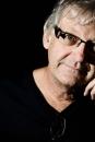Portret schrijver David Gilmour