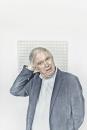Portret Gerard Stigter, beter bekend als K. Schippers