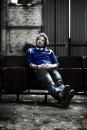 Portret schrijver Patrick van Rhijn